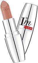Voňavky, Parfémy, kozmetika Rúž na pery - Pupa I'm Nude Lipstick