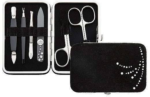 Manikúrová sada na nechty, 6 predmetov - DuKaS Premium Line PL 125CNV — Obrázky N2