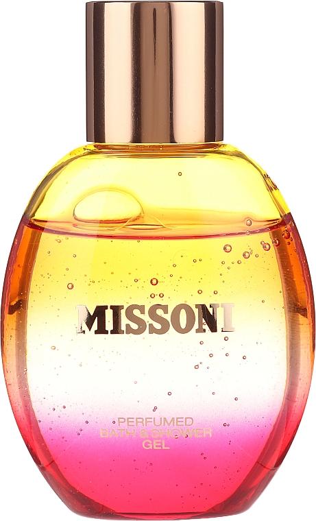 Missoni Missoni - Sada (edt/100ml + b/milk/100ml + sh/gel/100ml)  — Obrázky N4