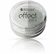 Voňavky, Parfémy, kozmetika Púder na nechty - Silcare Effect Powder Holo