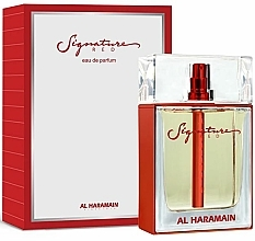 Voňavky, Parfémy, kozmetika Al Haramain Signature Red - Parfumovaná voda