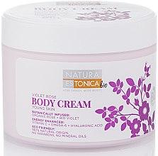 Voňavky, Parfémy, kozmetika Krém na telo Fialová ruža - Natura Estonica Violet Rose Body Cream