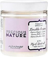 Voňavky, Parfémy, kozmetika Krémový kondicionér na vlasy so zlými návykmi - Alfaparf Precious Nature Double Cream With Fig&Walnut