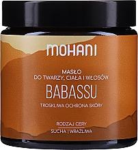 """Voňavky, Parfémy, kozmetika Olej na tvár a telo """"Babassu"""" - Mohani Babassu Rich Batter"""