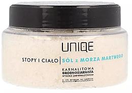 Voňavky, Parfémy, kozmetika Karnallitová soľ z Mŕtveho mora, jemne zrnitá - Silcare Quin Dead Sea Salt