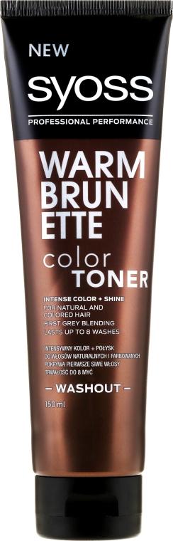 Tónovacia farba na vlasy - Syoss Color Toner