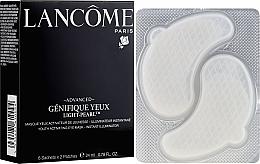 Voňavky, Parfémy, kozmetika Maska pod oči v náplastiach - Lancome Advanced Genifique