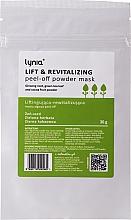 """Voňavky, Parfémy, kozmetika Maska na tvár """"Lifting"""" - Lynia Lift & Revitalizing Peel-off Powder Mask"""