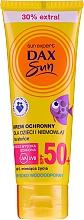 Voňavky, Parfémy, kozmetika Detský opaľovací krém - Dax Sun Protection Cream SPF 50+