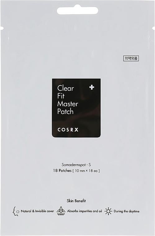 Náplasti proti akné - Cosrx Clear Fit Master Patch