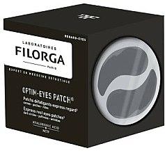 Voňavky, Parfémy, kozmetika Expresné náplasti pre kontúry očí proti únave - Filorga Optim-Eyes Patches