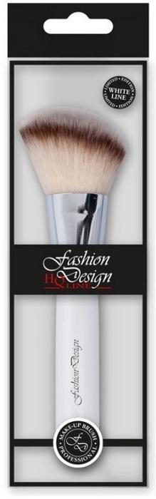 Štetec na líčenie, 37184 - Top Choice Fashion Design White Line — Obrázky N1