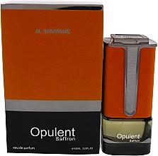 Voňavky, Parfémy, kozmetika Al Haramain Opulent Saffron - Parfumovaná voda