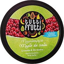Voňavky, Parfémy, kozmetika Telový olej - Farmona Tutti Frutti Pear Body Butter