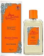 Voňavky, Parfémy, kozmetika Alvarez Gomez Agua de Colonia Concentrada Eau D?Orange - Kolínska voda