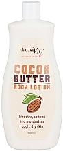 Voňavky, Parfémy, kozmetika Lotion na telo s kokosom - Derma V10 Cocoa Oil Body Lotion