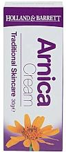Voňavky, Parfémy, kozmetika Krém na telo Arnika - Holland & Barrett Arnica Cream