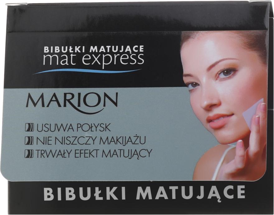 Sada matujúcich tkanív tváre, 4ks + 1 - Marion Mat Express — Obrázky N1