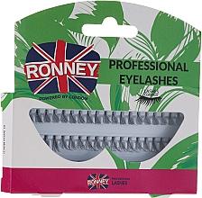 Voňavky, Parfémy, kozmetika Sada umelých mihalníc, 10,12,14 mm - Ronney Professional Eyelashes 00034
