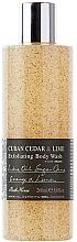 Voňavky, Parfémy, kozmetika Bath House Cuban Cedar & Lime - Sprchový gél