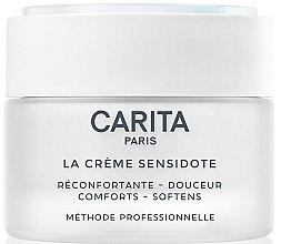 Voňavky, Parfémy, kozmetika Krém na tvár pre citlivú pokožku - Carita La Creme Sensidote