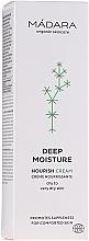 Voňavky, Parfémy, kozmetika Krém na hlboké zvlhčenie pleti - Madara Cosmetics EcoFace