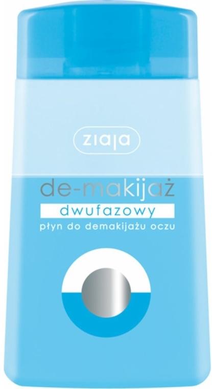 Dvojfázový odstraňovač make-upu - Ziaja Face Make-up Remover