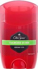 Voňavky, Parfémy, kozmetika Tvrdý deodorant - Old Spice Danger Zone Deodorant Stick