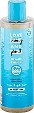 """Voňavky, Parfémy, kozmetika Sprchový gél """"Morské riasy a eukalyptus"""" - Love Beauty&Planet Marine Algae & Eucalyptus Shower Gel"""