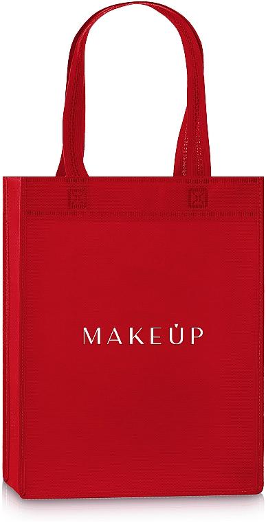 """Nákupná taška, bordová """"Springfield"""" - MakeUp Eco Friendly Tote Bag"""