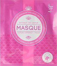 Voňavky, Parfémy, kozmetika Hydratačné a upokojujúce pleťové maska na báze tkanín - Peggy Sage Moisturizing and Soothing Mask