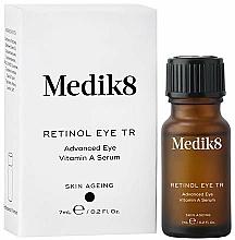 Voňavky, Parfémy, kozmetika Nočné sérum pod oči s retinolom - Medik8 Retinol Eye TR