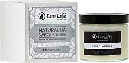 """Voňavky, Parfémy, kozmetika Vonná sviečka """"Čokoláda"""" - Eco Life Candles"""
