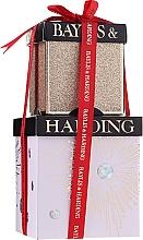 Voňavky, Parfémy, kozmetika Sada - Baylis & Harding Sweet Mandarin & Grapefruit (sh/gel/100ml + sh/cream/100ml + b/lot/50ml + b/salt/25g + sponge)