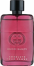 Voňavky, Parfémy, kozmetika Gucci Guilty Absolute Pour Femme - Parfumovaná voda