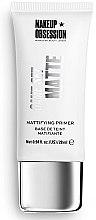 Voňavky, Parfémy, kozmetika Zmatňujúca báza pod líčenie - Makeup Obsession Game Set Matte Mattifing Primer