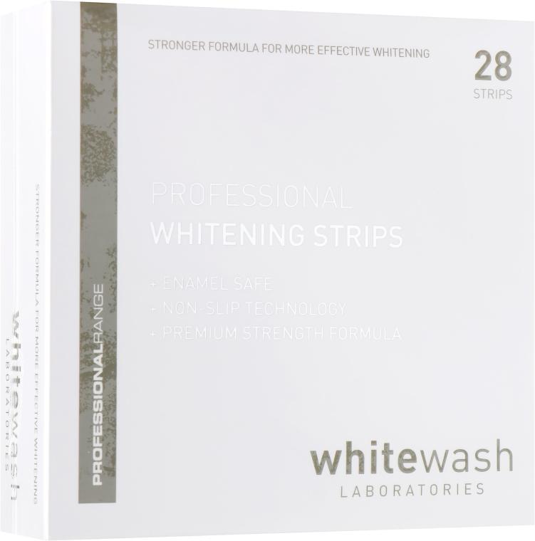 Profesionálne bieliace pásiky - WhiteWash Laboratories Professional Whitening Strips