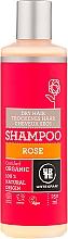"""Voňavky, Parfémy, kozmetika Šampón pre suché vlasy """"Ruža"""" - Urtekram Rose Dry Hair Shampoo"""