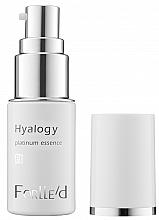 Voňavky, Parfémy, kozmetika Platinové sérum na tvár - ForLLe'd Hyalogy Platinum Essence