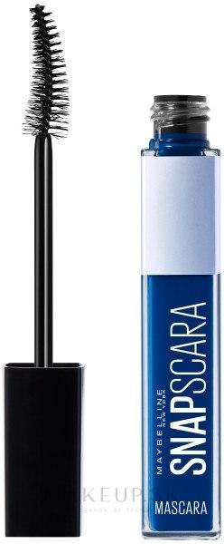 Maskara - Maybelline Snapscara Clump-Free Volume Mascara — Obrázky Deja Blue