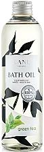 """Voňavky, Parfémy, kozmetika Olej do kúpeľa """"Zelený čaj"""" - Kanu Nature Bath Oil Green Tea"""