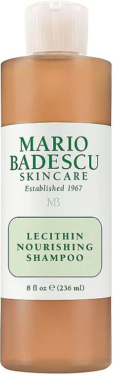 Vyživný šampón na vlasy - Mario Badescu Lecithin Nourishing Shampoo