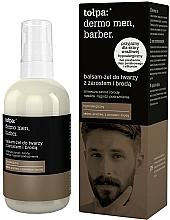 Voňavky, Parfémy, kozmetika Pleťový gél na tvár - Tolpa Dermo Men Barber