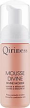 Voňavky, Parfémy, kozmetika Čistiaca pena na tvár - Qiriness Divine Mousse