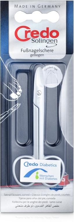 Manikúrové nožnice s okrúhlymi hrotmi, 86537 - Credo Solingen — Obrázky N1