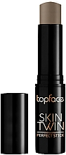 Voňavky, Parfémy, kozmetika Korektor v tyčinke - Topface Skin Twin Perfect Stick Contour