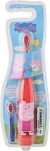 Voňavky, Parfémy, kozmetika Elektrická zubná kefka - Lorenay Peppa Pig Electric Toothbrush