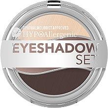 Voňavky, Parfémy, kozmetika Paleta tieňov na viečka - Bell Hypo Allergenic Eyeshadow Set