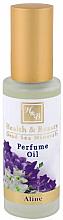 Voňavky, Parfémy, kozmetika Parfumovaný olej - Health and Beauty Huile Aromatique De Luxe Aline