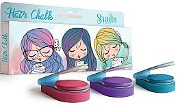 Voňavky, Parfémy, kozmetika Detská krieda na vlasy, pre dievčatá - Snails Mini Bebe